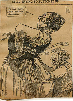 Women's Suffrage: Tennessee and the Passage of the 19th Amendment