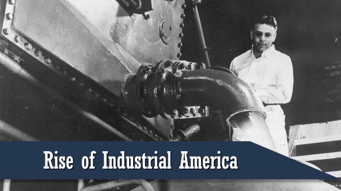 Rise of Industrial America