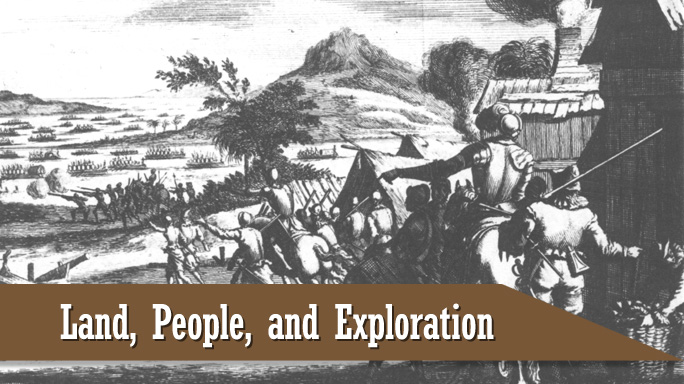 Land, People, and Exploration