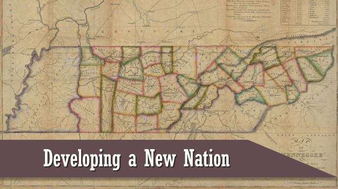 Developing a New Nation