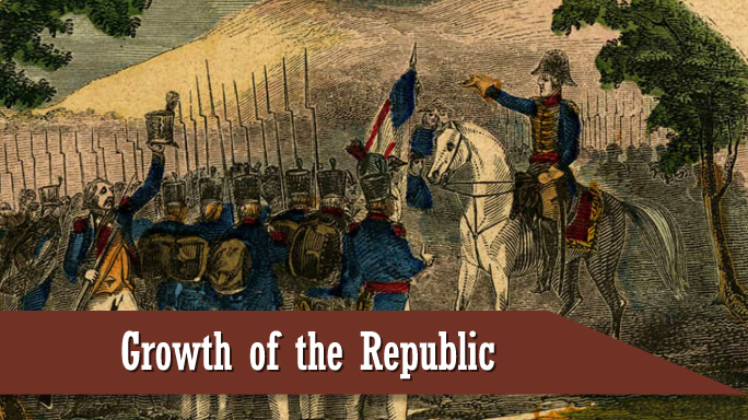 Growth of the Republic