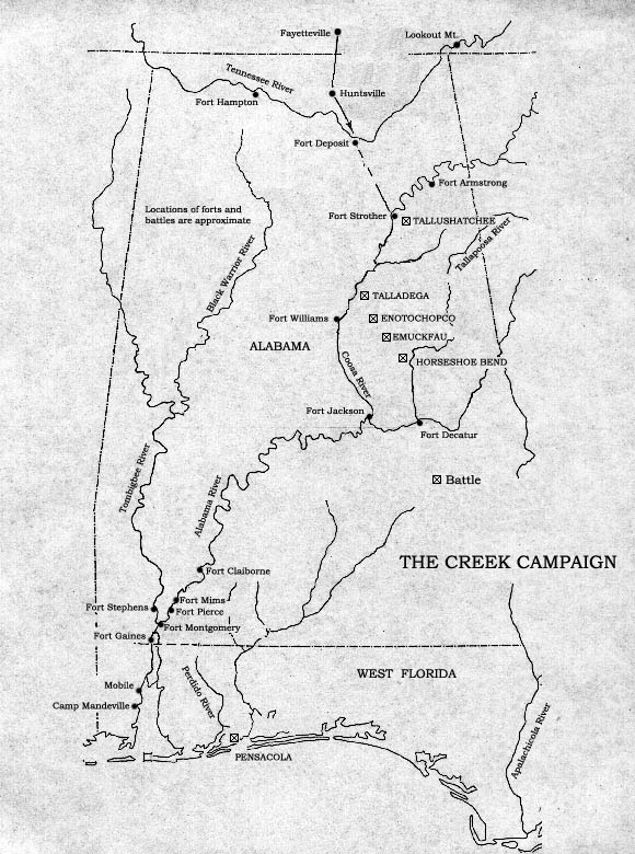 The Creek Campaign